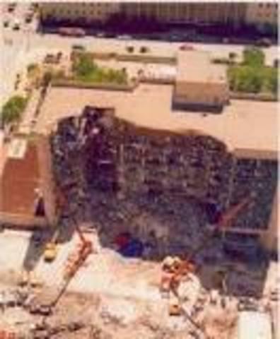 Oklahoma Truck Bombing