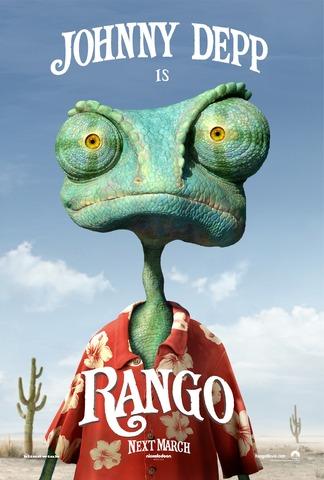 "Premiere of the movie ""Rango"""