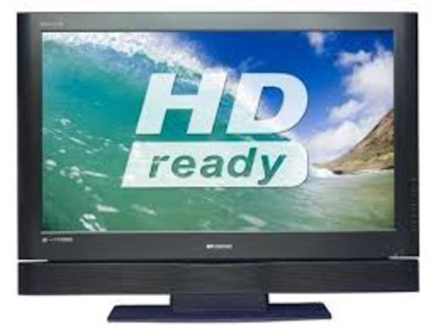 Televisores con imagen HD