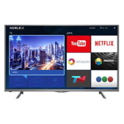 Primer Smart TV en casa