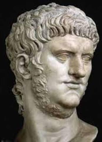 Nero Becomes Emperor