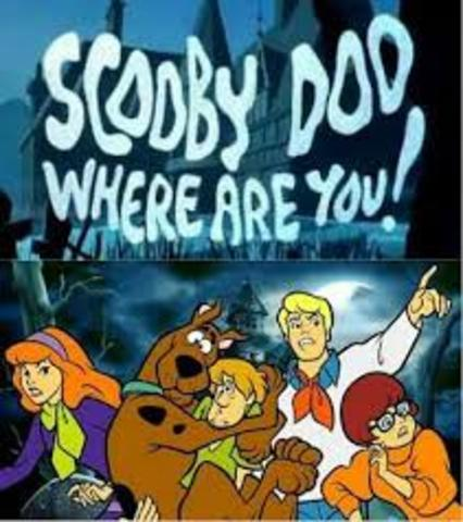 Scooby-doo Where Are You!