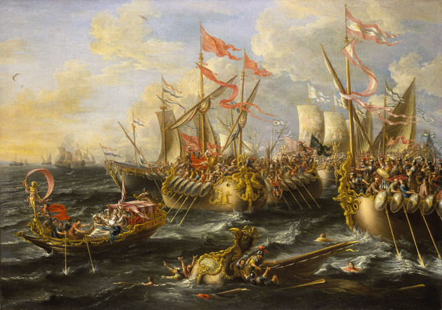 Augustus and Battle of Actium
