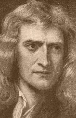 Born on January 4, 1643, Sir Isaac Newton was an English physicist, mathematician and astronomer.