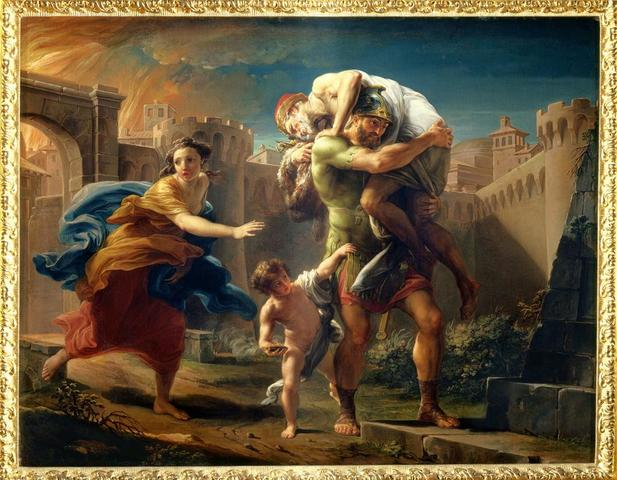 The Aeneid is Published