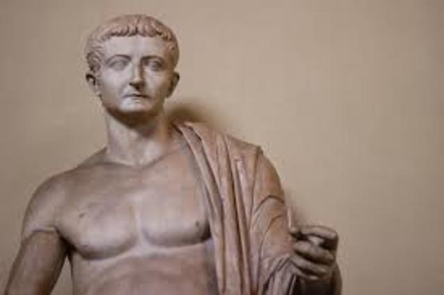 Tiberius' Son Dies