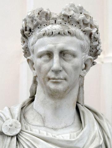 Claudius Annexes Britain