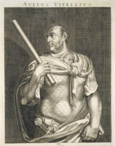 Vitellius Loses Battle In Rome