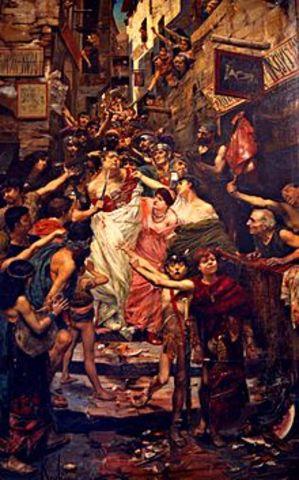 Vitellius Kills Off Opponents