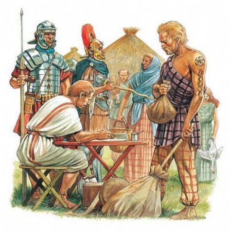 Vespasian Raises Taxes