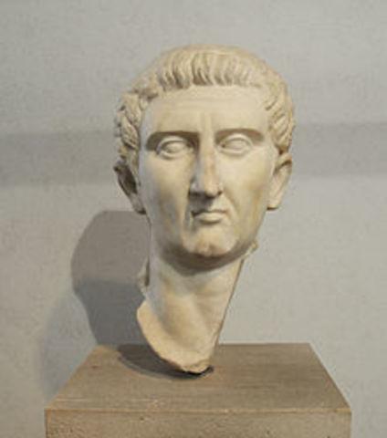 Nerva Adopts Trajan