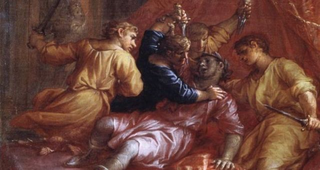 Nerva is Humiliated After Domitian's Death
