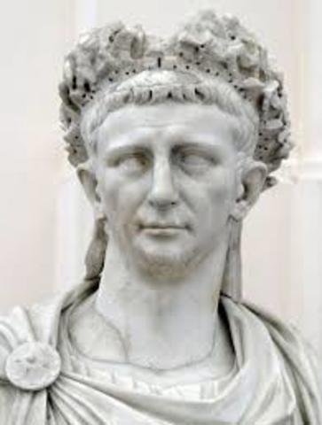 Claudius Expands Religion