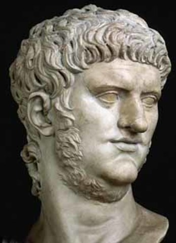 Nero's Downfall from the Uprising in Gaul