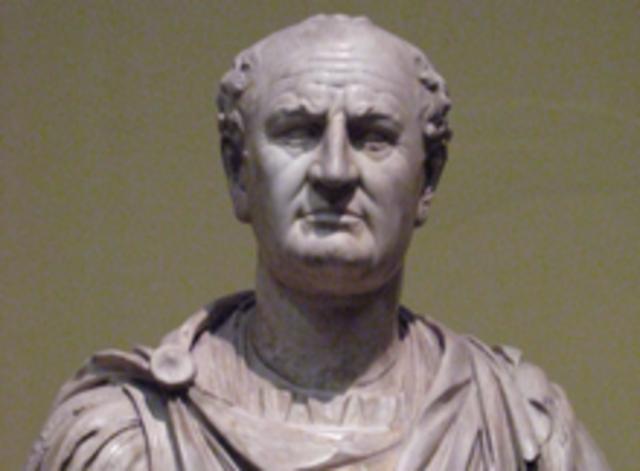 Vespasian's Capture of Israel