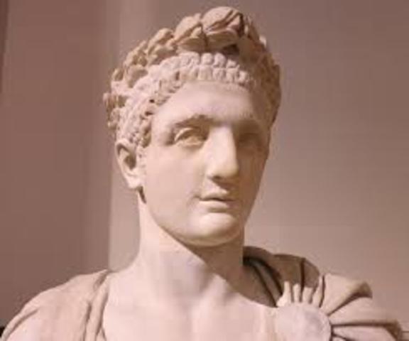 Domitian is Born