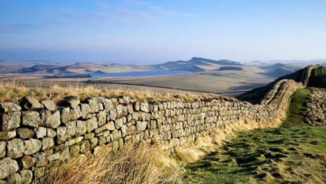 Hadrian's Wall Construction