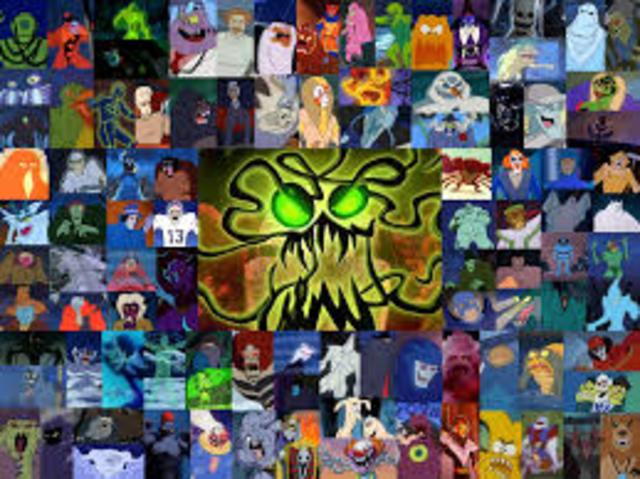 Every Scooby-doo Movie Ever!