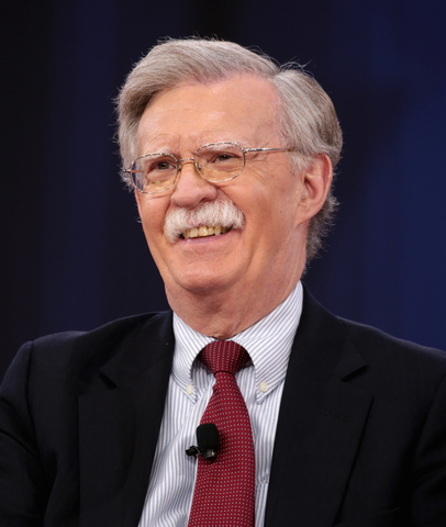 Bolton in an op-ed expresses the United States may have a legal case for striking North Korea preemptively