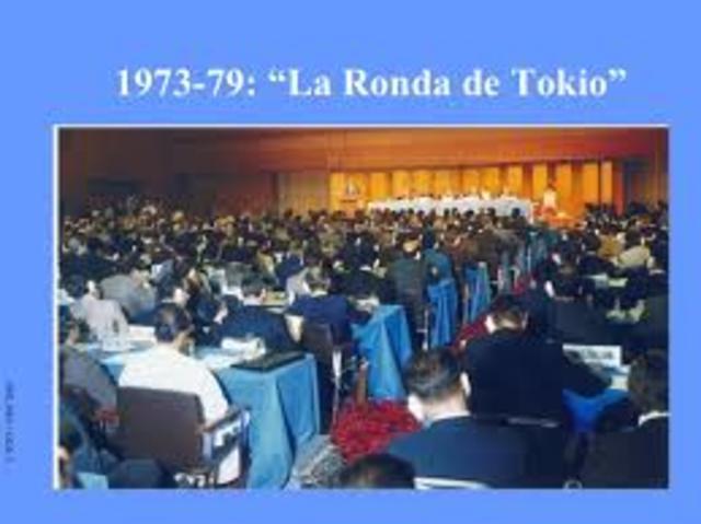 Ronda de Tokio 1973-1979