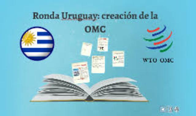 Ronda de Uruguay 1986-1993