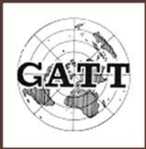 El GATT y la Organización Mundial del Comercio