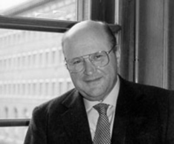 Renato Ruggiero, Director General de la OMC.