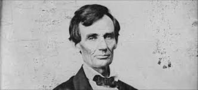 Lincoln Elected 16th President