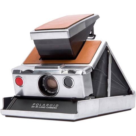 Cámara Polaroid sx-70