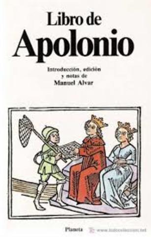 Obras del Mester de Clerecia (Libro de Apolonio)