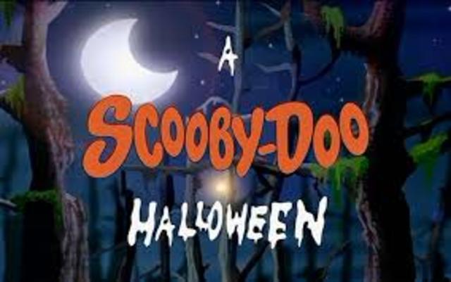 Scooby-doo Fan Time
