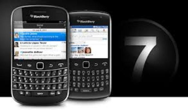 Blackberry OS 7.0