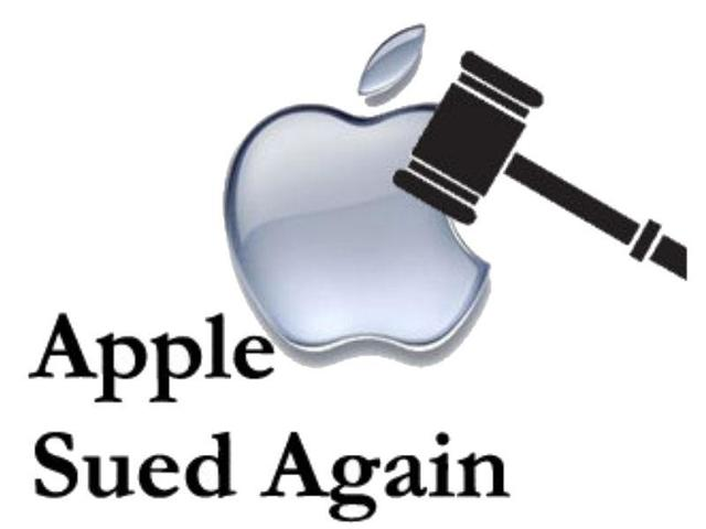 Apple Gets Sued