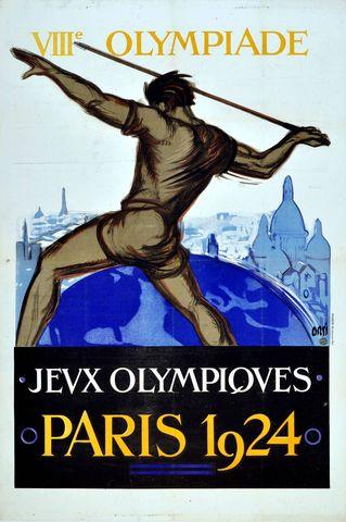 1924 Paris, France