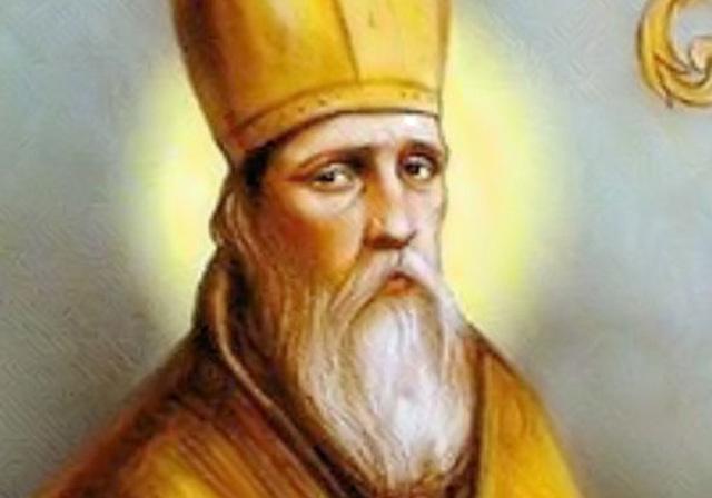 San Agustín. Nacido bajo el nombre de Agustín de Hipona, este filósofo tuvo una vida ligada a fe católica.