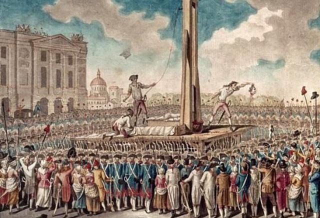 RIVOLUZIONE FRANCESE: REPUBBLICA