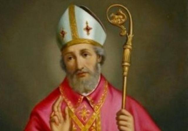 San Anselmo de Canterbury.