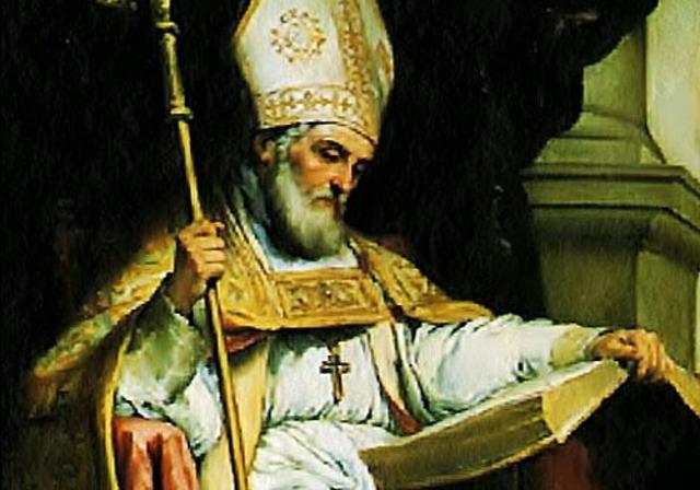 San Isidoro de Sevilla.