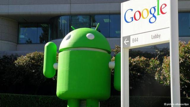 Google compra Android Inc