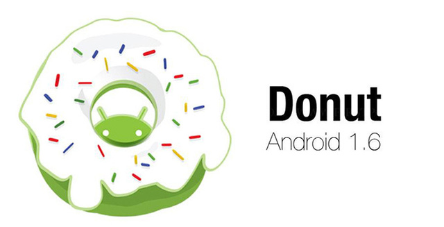 Android 1.6: Donut
