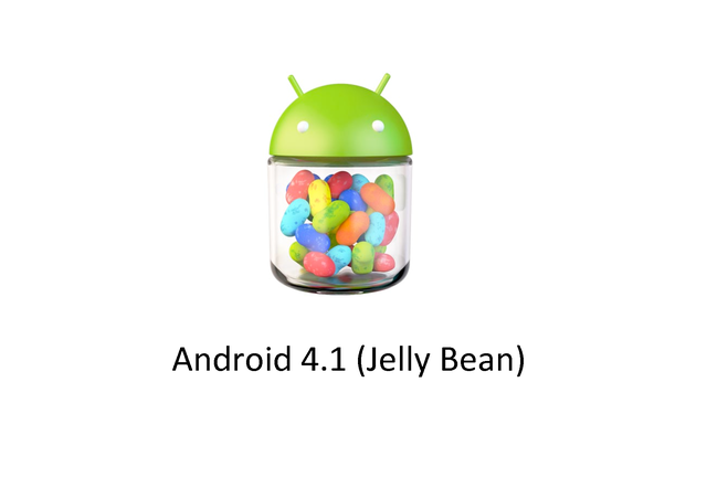 Android 4.1: Jelly Bean