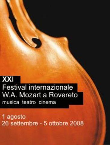 XXI Festival internazionale Mozart