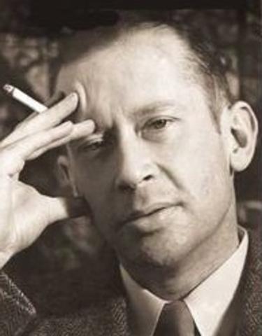 E.E. Cummings 1894-1962