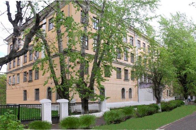 Cредняя общеобразовательная школа № 58