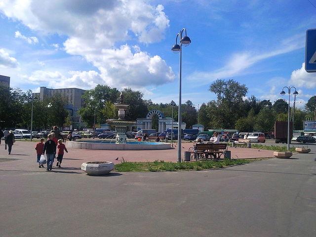 Парк культуры и отдыха им. В. Я. Степанова