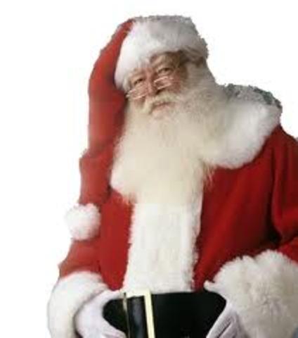 Time to play Santa!!!!