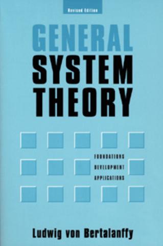 Общая теория систем Л. Берталанфи