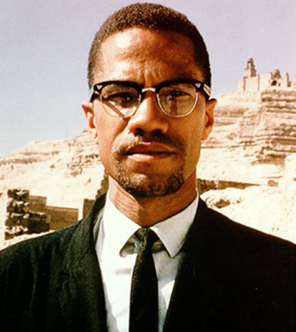 Malcolm X is Killed