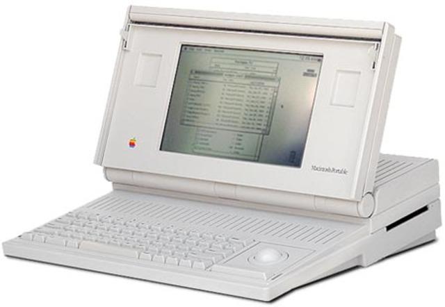The Mac Portable