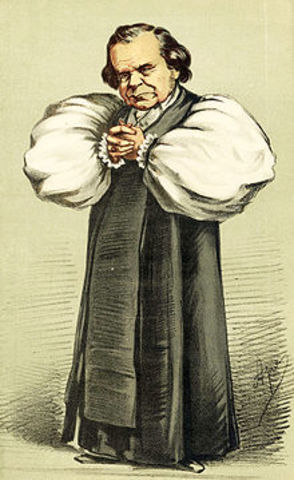 OBISPO SAMUEL WILBERFORCE